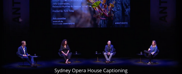 Live Captioning for TEDx! (1)